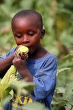 Rwanda boy Royalty Free Stock Image