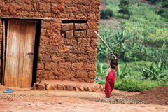 Rwanda boy Stock Images