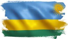 Rwanda Flag Stock Photos