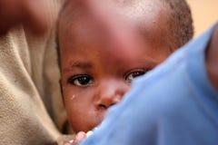 Rwanda girl Stock Photo