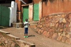 Rwanda kid Stock Images