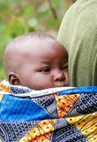 Rwandan baby Stock Image