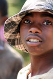 Rwandan boy Stock Photo