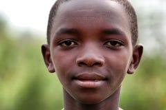 Rwandan boy Stock Photography