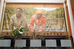 Rwandan coffee Stock Photography