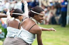 Rwandan dance Stock Images