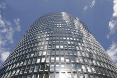 RWE Tower. The new RWE Tower, Dortund, Germany stock image