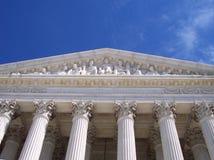 równą sprawiedliwość prawa Obraz Royalty Free