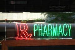 Rx药房 库存图片