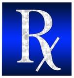 rx компьютера Стоковое фото RF