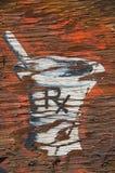 RX Royalty-vrije Stock Fotografie