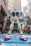 RX-78-2 Gundam in Hong Kong Royalty Free Stock Photos
