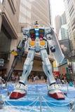 RX-78-2 Gundam w Hong Kong Zdjęcia Royalty Free