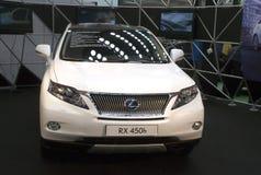 rx lexus автомобиля 450h гибридное Стоковые Изображения
