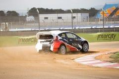 RX-Weltsammlungs-Kreuz-Auto Stockbild