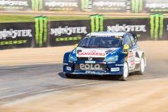 RX World Rally Cross Car Royalty Free Stock Photos