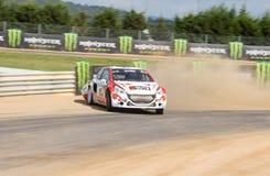 RX World Rally Cross Car Stock Image