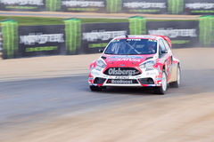 RX World Rally Cross Car Stock Photography