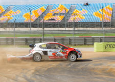 RX World Rally Cross Car Stock Images