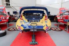 RX World Rally Cross Car Royalty Free Stock Photography
