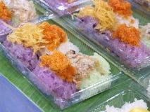 ryż kleiści Zdjęcia Stock