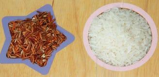 Ryżowa i ryżowa jagoda Obrazy Stock
