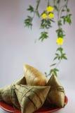 Chińczyk Zongzi zdjęcie stock