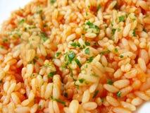 ryżowy pomidor Obrazy Stock
