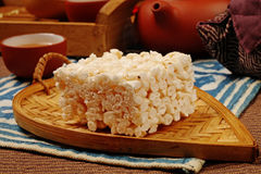 Ryżowy tort Zdjęcie Royalty Free