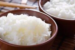 ryżu tajlandzki odparowany zdjęcia stock
