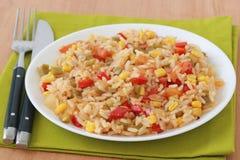 ryżowi warzywa obraz stock