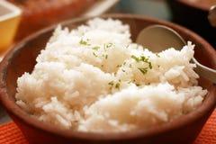 ryżowy biel obrazy stock