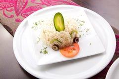 Ryżowy naczynie Fotografia Royalty Free