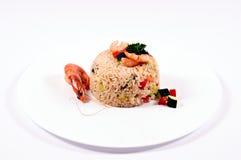 ryżowy owoce morza obrazy royalty free