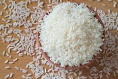 Ryżowy puchar Fotografia Royalty Free