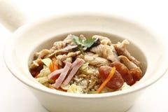 ryżowy rico Zdjęcie Stock