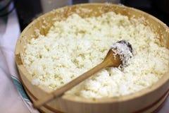 ryżowy suszi Fotografia Stock