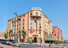 Ryad mogador hotel Zdjęcie Stock