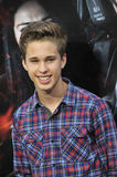 Ryan Beatty. LOS ANGELES, CA - AUGUST 26, 2013: Ryan Beatty at the premiere of Getaway at the Regency Village Theatre, Westwood Royalty Free Stock Photos