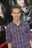Ryan Beatty. LOS ANGELES, CA - AUGUST 26, 2013: Ryan Beatty at the premiere of Getaway at the Regency Village Theatre, Westwood Stock Image