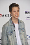 Ryan Beatty. LOS ANGELES, CA - DECEMBER 18, 2013: Ryan Beatty at the world premiere of Justin Bieber's Believe at the Regal Cinemas LA Live Royalty Free Stock Image