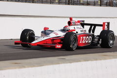 Ryan Briscoe 6 Indianapolis 500 Pole Day 2011 Indy Stock Photography