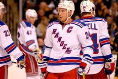 Ryan Callahan New York Rangers Royalty Free Stock Images