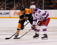 Ryan Callahan New York Rangers Photo libre de droits