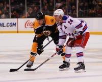 Ryan Callahan New York Rangers Foto de Stock Royalty Free