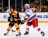 Ryan Callahan New York Rangers Fotografia Stock