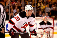 Ryan Carter New Jersey Devils stock images