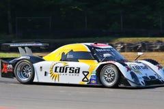 Ryan Dalziel races the BMW Stock Photo