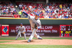 Ryan Dempster Royalty Free Stock Images