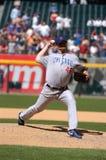 Ryan Dempster, Chicago Cubs. Stock Photos